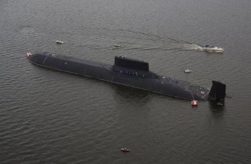 In 1985, A Nuclear Submarine Explosion Contaminated Russia´s Far East