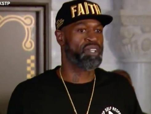 ´I´m going to walk her down the aisle´: Former NBA player Stephen Jackson vows to take care of George Floyd´s 6-year-old daughter