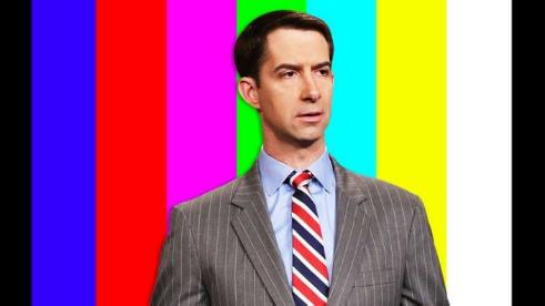 Are We All Trapped in Tom Cotton's Authoritarian Wet Dream?