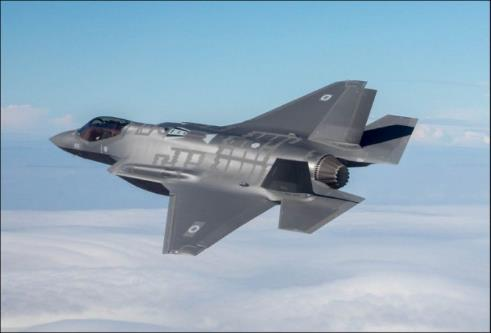 Israel´s New F-35s Are Holding Iran At Risk Like Never Before