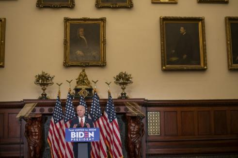 Why Some Democrats Worry About the Whiteness of Biden´s Inner Circle