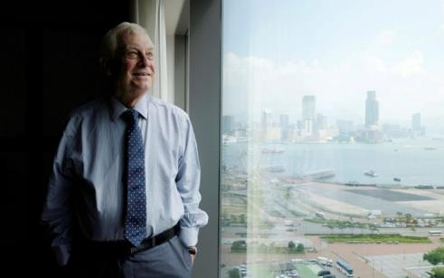Last colonial Hong Kong governor calls on UK to defend the city from Chinese ´pressure´