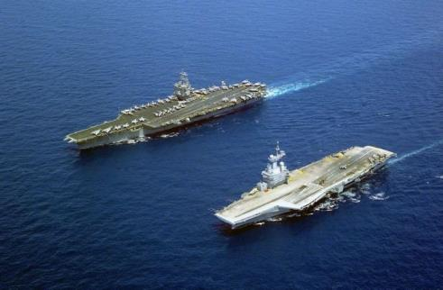 Why France Remains Committed To Its Only Aircraft Carrier