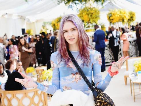 Grimes shares nickname for son with Elon Musk X Æ A-Xii