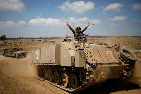 Why Israel´s Ground Forces Can´t Be Beaten